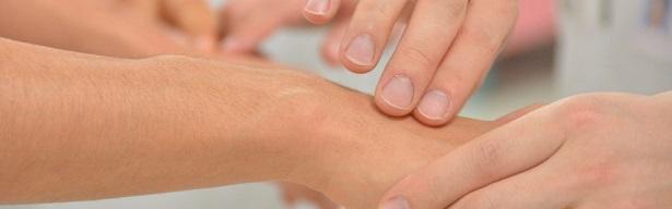 Praxis für Ergotherapie München, Handtherapie, Teaser